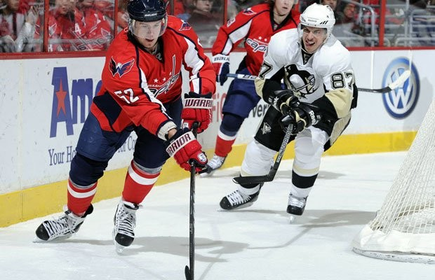 Penguins vs Capitols