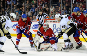Pens vs. Canadiens