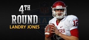 Steelers Draft Landry Jones
