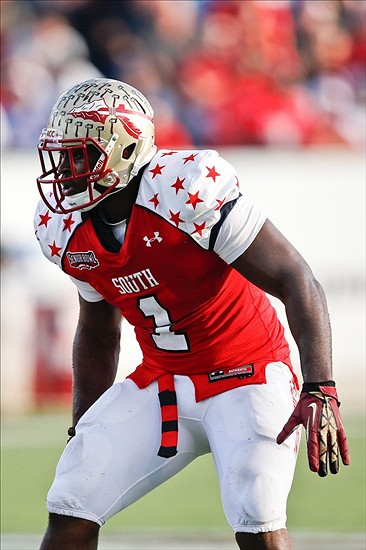 Steelers draft LB Vince Williams