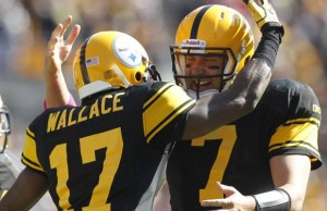 Ben Roethlisberger mike wallace