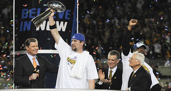Super Bowl XLIII Rewind