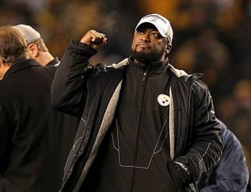 Coach Mike Tomlin Talks Bengals