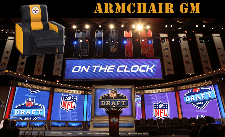 Armchair GM: Steelers 2015 Mock Draft