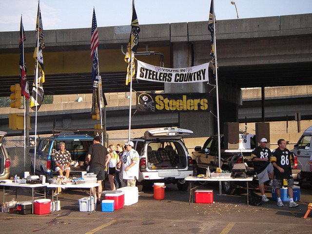 Steelers Tailgating Guide