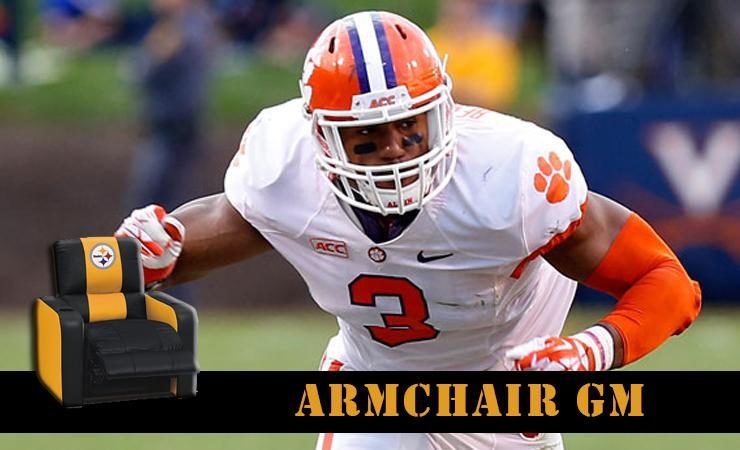 Steelers' 2015 Mock Draft 2.0 – Pre-Combine