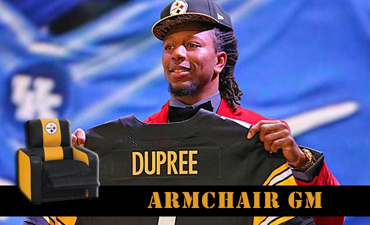 Armchair GM – Steelers' 2015 Draft Analysis