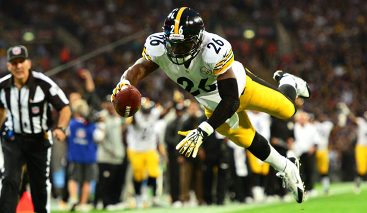 Is Le'Veon Bell The Best Fantasy Football Running Back in 2015?