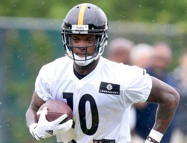Martavis Bryant Facing 4-game Ban for Violating Substance Abuse Policy