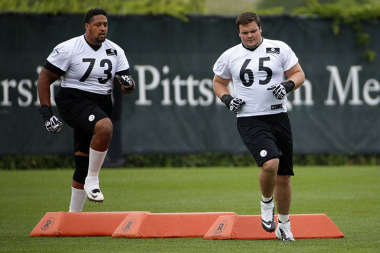 Questions About Steelers First Depth Chart