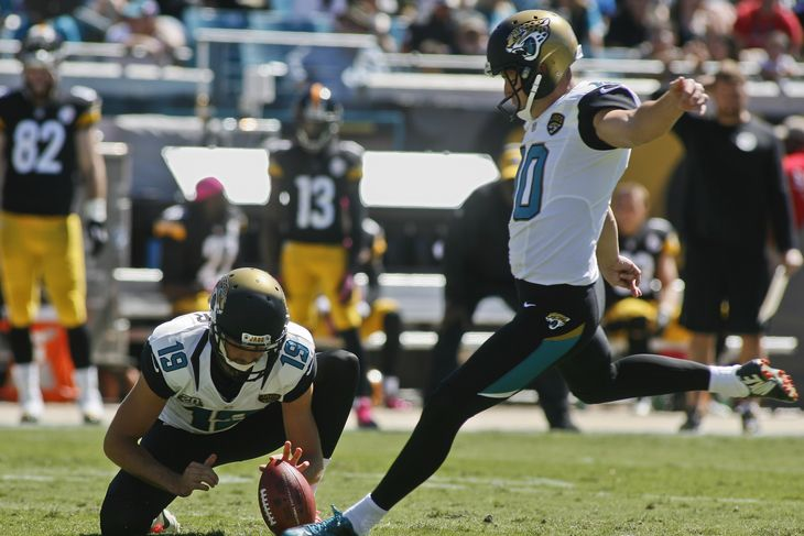 Steelers Forced to Trade for Kicker Josh Scobee