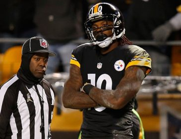 Martavis Bryant's Suspension No Surprise to Steelers