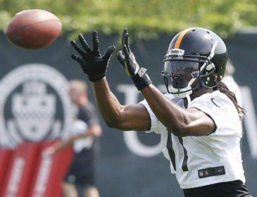 Steelers Waived Injured WR Eli Rogers, add WR Kenzel Doe