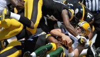 green-bay-packers-quarterback-aaron-rodgers-is-sacked-for-a-safety-by-pittsburgh-steelers