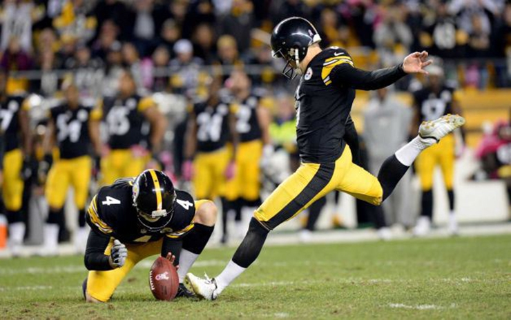 Shaun Suisham to Have Surgery, Steelers Shopping for Kicker