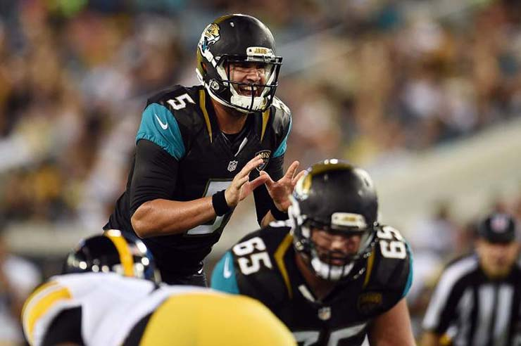 Steelers Defense Riddled with Holes vs. Jaguars