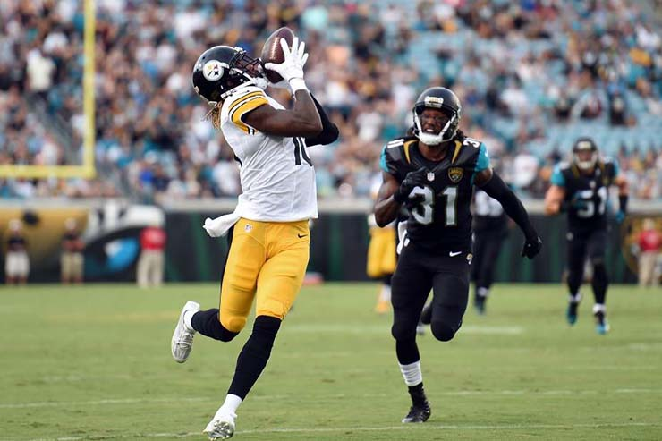 Steelers Suffer Preseason Loss to Jaguars