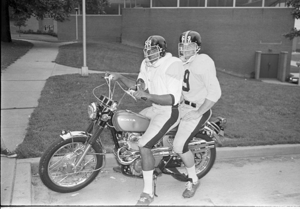 Fifty years of Steelers football at Saint Vincent College