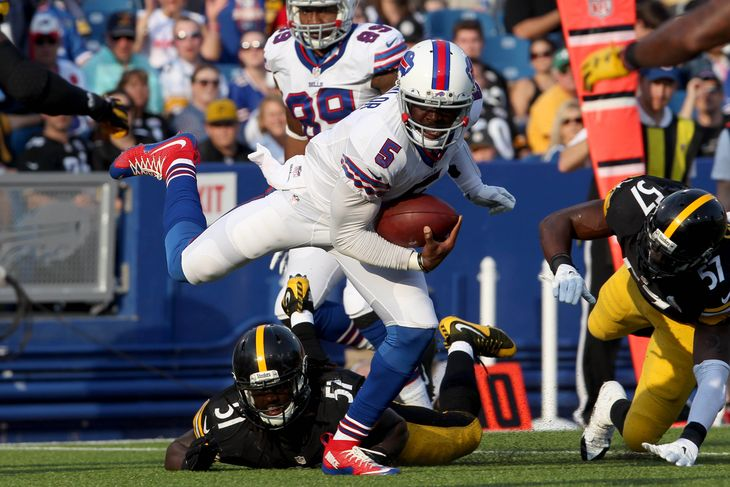 Brutal Day for Secondary as the Steelers Fall 43-19 to the Bills