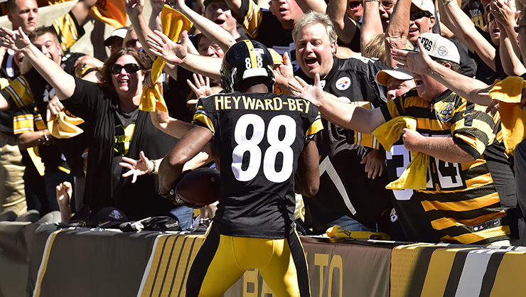 Darrius Heyward-Bey Finally Lives Up to Potential