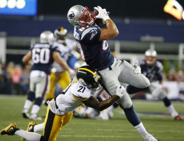 Patriots Down Steelers 28-21 in Season Opener