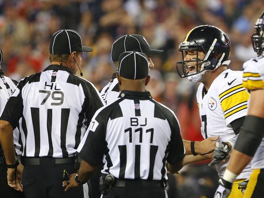 Steelers Players Upset Over Patriots' Maneuver