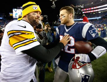 Steelers Aim To Spoil Patriots' Banner-Raising Festivities In Most Expensive Game Of Week 1