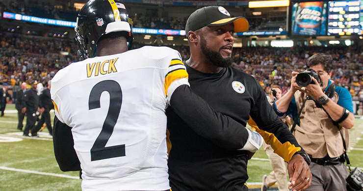 Armchair GM: Michael Vick is Destroying My Ability to Enjoy Steelers Football