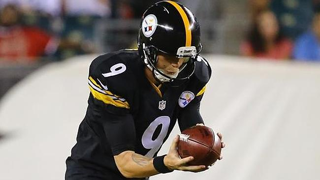 Steelers Trade Punter Brad Wing to Giants