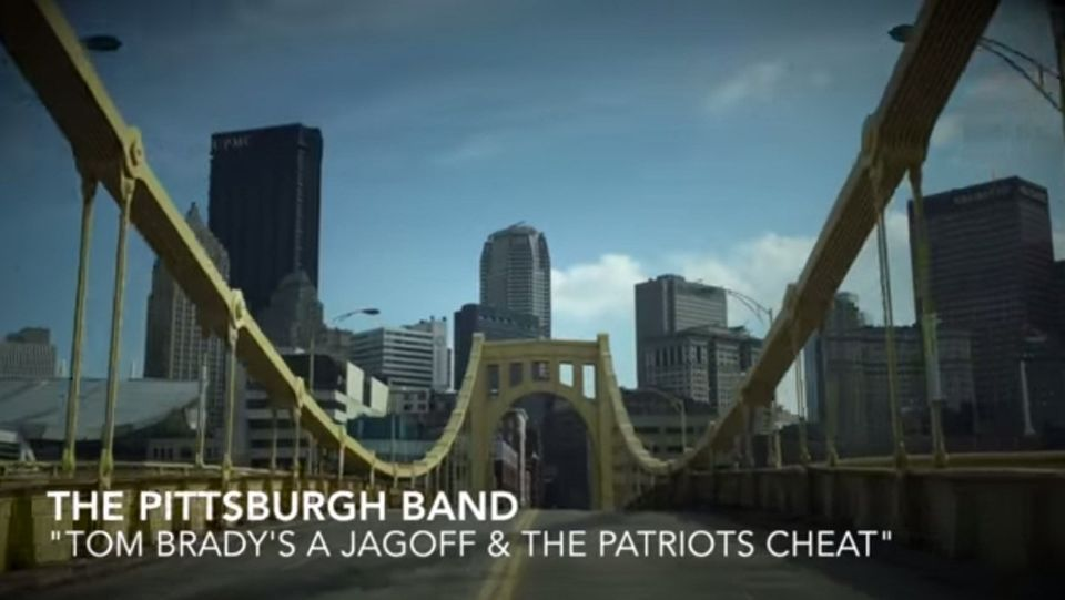 Tom Brady's A Jagoff & The Patriots Cheat Song