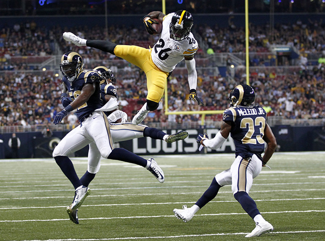 It's a Bird, It's a Plane, No it's Le'Veon Bell