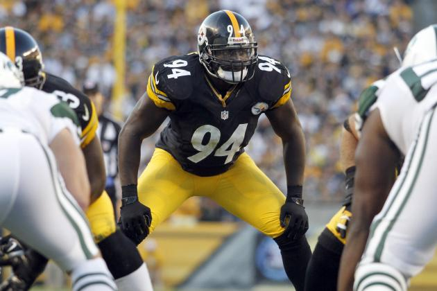 Steelers Restructure Linebacker Lawrence Timmons Contract