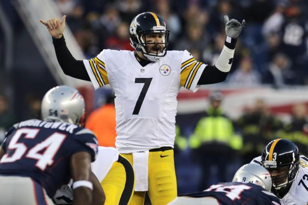 Steelers Traditionally Struggle vs Patriots in Foxborough
