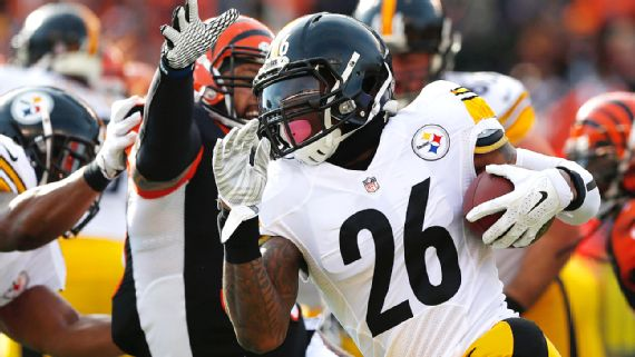Loaded Steelers Passing Game Ready to Add Bell