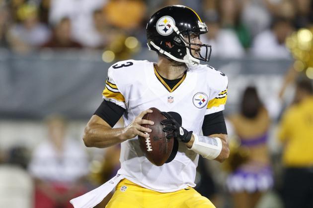 Steelers vs Patriots Week 1 Injury Report
