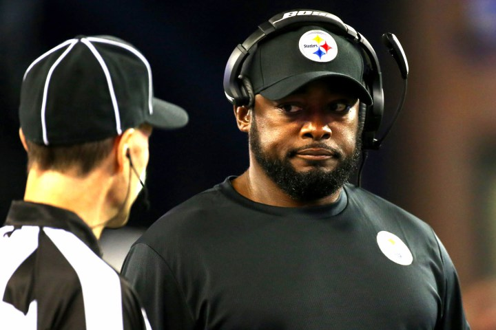 Steelers Coaches Fuming After Headsets Issue
