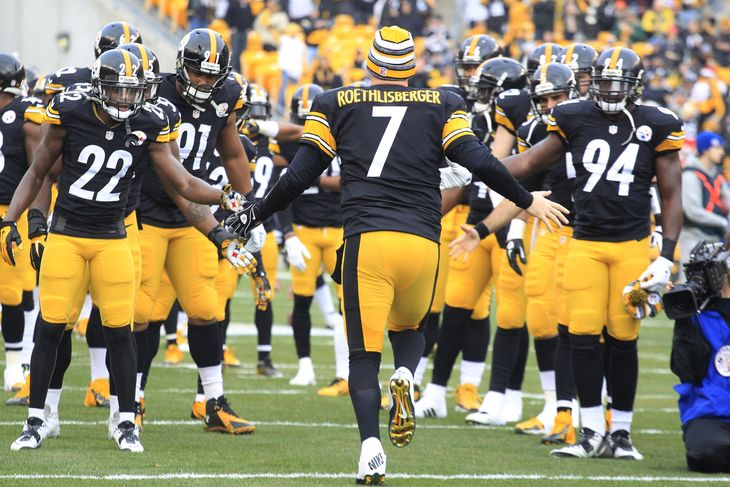 Ben Roethlisberger Earns Player of Week Award