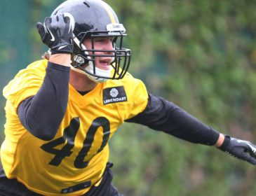 Steelers Practice Squad Tracker