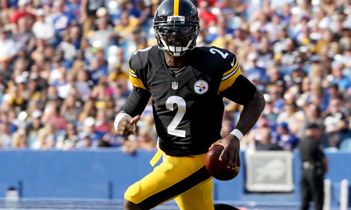 Michael Vick Simulating Colin Kaepernick as Steelers Prep for 49ers