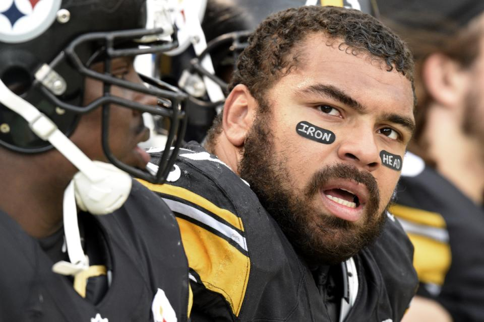 Cam Heyward Continues to Defy NFL
