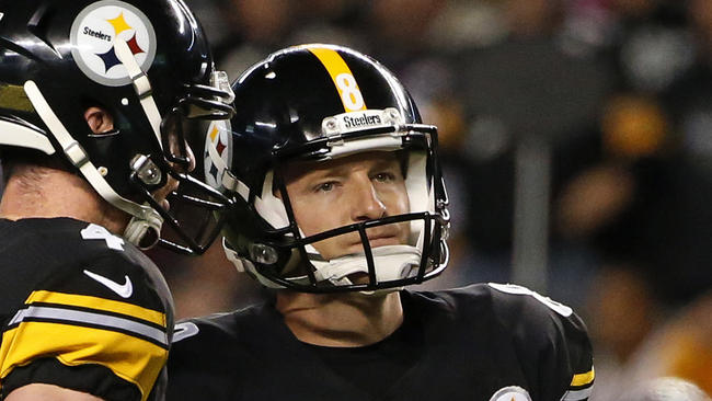 Scobee, Scobee Doo Punted After Steelers Loss to Ravens