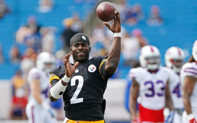 With Vick at the Helm, Steelers' Season Hangs in the Balance