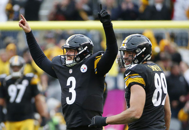 Steelers Rally Behind Landry Jones to Stun the Cardinals