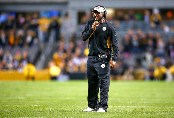Coach Speak: Mike Tomlin Talks Blitzing, Injuries and Chargers