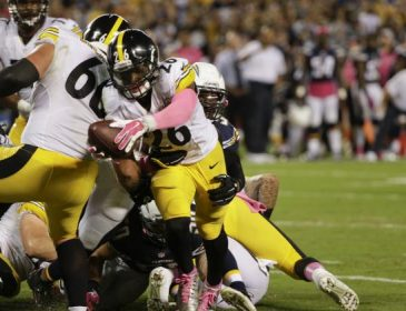 Le'Veon Bell's Last Second TD Saves NFL from Another Gaff