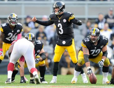 Landry Jones is Steelers Player of the Week