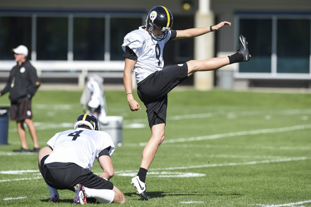Chris Boswell Ready for Heinz Field Challenge