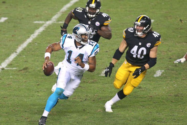 Steelers Promote Linebacker Anthony Chickillo, Cut Caushaud Lyons