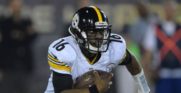 Steelers Re-sign Rookie WR Tyler Murphy to Practice Squad