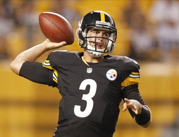 Steelers Ready Landry Jones But Don't Rule Out Big Ben Just Yet